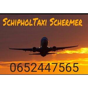 Taxi Schermer logo