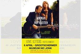 Love Letters met Botman & van Vleuten in Beeldentuin Nic Jonk