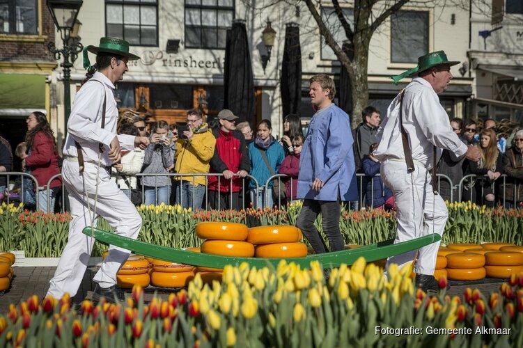 Freedom Flame NL opent Tulpenkaasmarkt