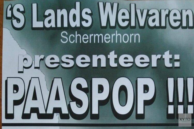 Paaspop op 1e Paasdag in 's Lands Welvaren