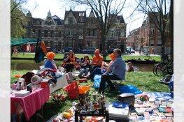 Alkmaar kleurt Oranje tijdens Koningsnacht en -dag