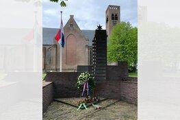 Stompetoren herdenkt en viert bevrijding