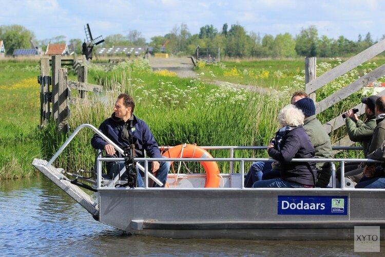 Ontdek oer-Hollands veenlandschap in Eilandspolder
