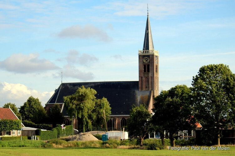 Leeghwater arrangement: Bezoek zondag het kleinste huisje of de Grote Kerk