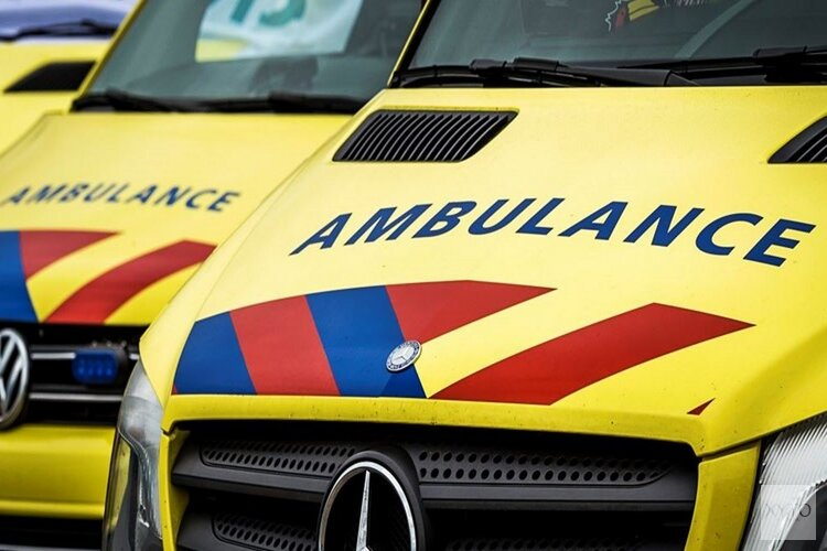 Gewonde bij ongeval Schermerhorn