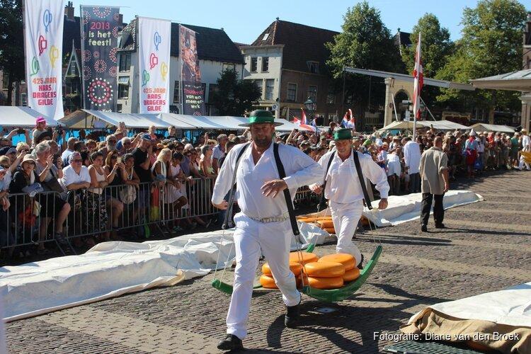Kaasmarkt in teken van 250-jarig jubileum 'Molen van Piet'