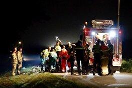 Vier mensen gewond na ernstig ongeval op de N244 in Zuidschermer