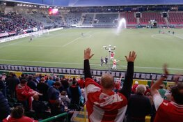 AZ in Den Haag naar play-offs Europa League