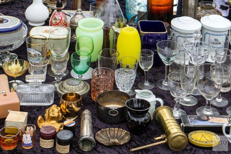Rommel Curiosa markt Bric & Brac Zaterdag 31 augustus a.s. geopend.