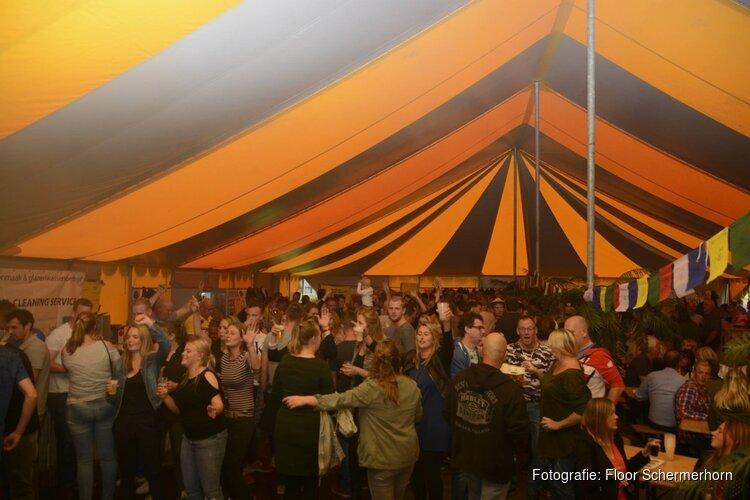 Komend weekend Floor Schermerhorn met als thema The 70's