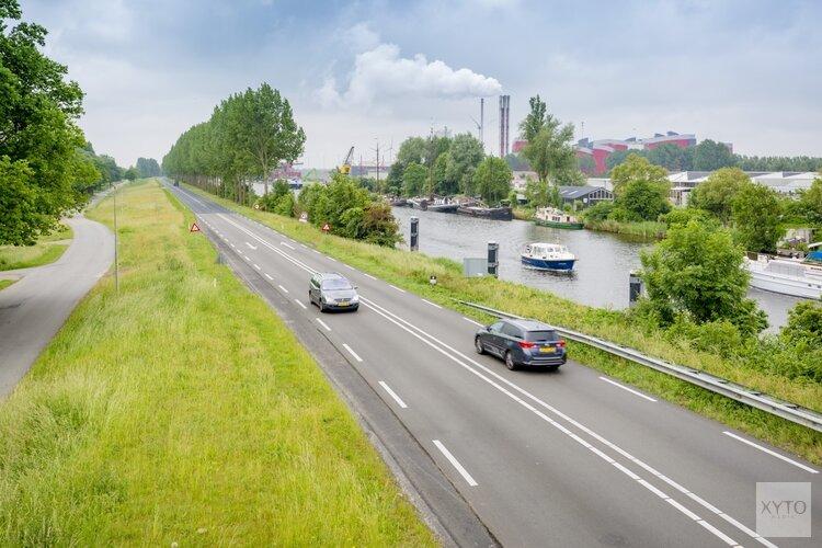 N244 (Zuiddijk en Westdijk) tijdens herfstvakantie afgesloten door wegwerkzaamheden