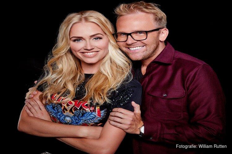 Nieuwe hitsensatie: Jeffrey Schenk & Suzan de Reus presenteren nieuwe single