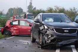Ongeval op de N244
