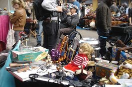 BRIC & BRAC kr. curiosa en rommelmarkt zaterdag 26 oktober a.s