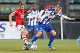 Heerenveen klopt AZ in doelpuntrijk duel