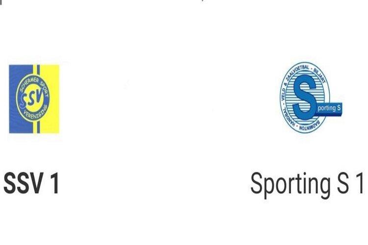 Sporting S en SSV winnen in aanloop naar derby
