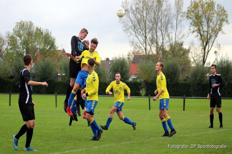 Sporting S de sterkste in Schermer derby