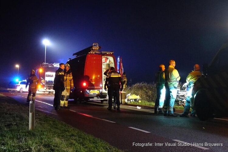 Slachtoffer in auto Ringvaart Heerhugowaard is 44-jarige vrouw