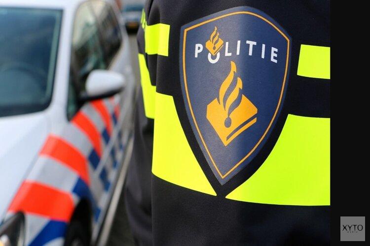 Handrem vergeten, auto in Noordervaart