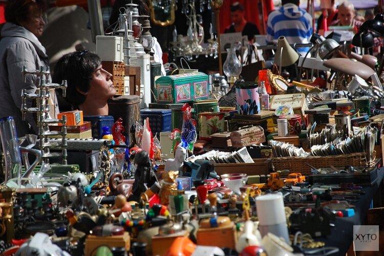 Dit weekend Bric & Brac rommelmarkt in Stompetoren
