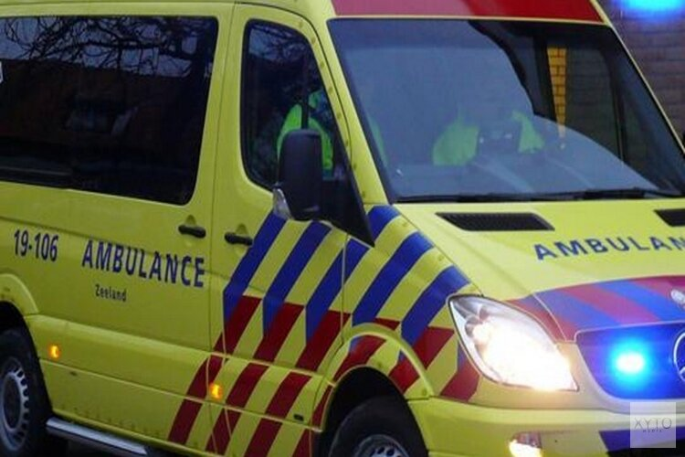 Wielrenner gewond bij botsing met auto in Noordbeemster