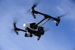 Drones gaan dit weekend controleren of mensen wel voldoende afstand houden