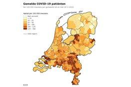 RIVM: Aantal besmettingen loopt op tot 11.750 personen