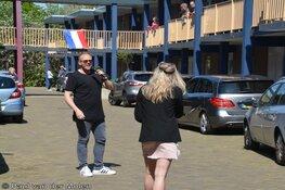 Plezier als drijfveer bij buitenoptredens Jeffrey Schenk en Suzan de Reus
