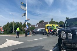 Ongeval op kruising Noordervaart-Oterlekerweg