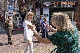 Staatssecretaris bezoekt Alkmaar om corona