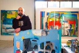 Expositie van Giorgi Shengelia in Stompetoren