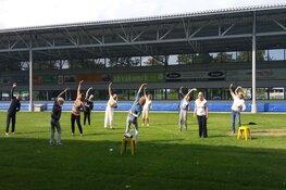 Sportief zomerprogramma voor de 50+'er in Alkmaar