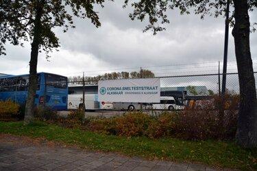 Bak Reizen zorgt met coronasnelteststraat voor alternatieve bron van inkomsten