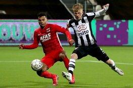 AZ zet goede reeks voort in Almelo