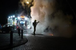 Regiobrandweer rukt 100 keer uit voor autobrand. Alkmaar koploper (51) voor Heerhugowaard (16)